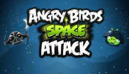 angry birds space attack